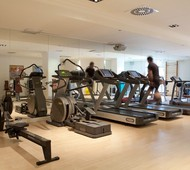 DENIA MARRIOT HOTEL GYM